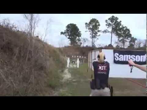 Noveske Shooting Team at the US Carbine Championship