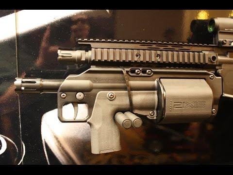 Crye Precision SIX12 Revolving Shotgun