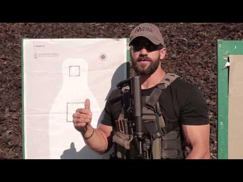 Daniel Defense Target Drill - DDM4 V5 and Sig P226