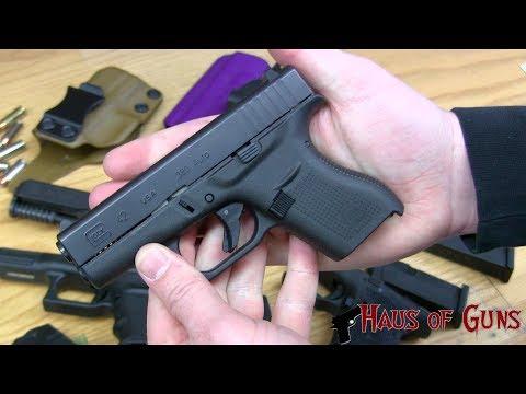 Glock 42 Field Strip