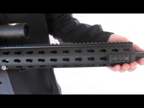 HK MR556A1 Competition Rifle