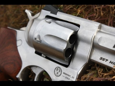 Ruger GP100 Match Champion Review