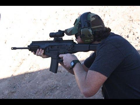 SHOT Show 2014 – Beretta ARX100