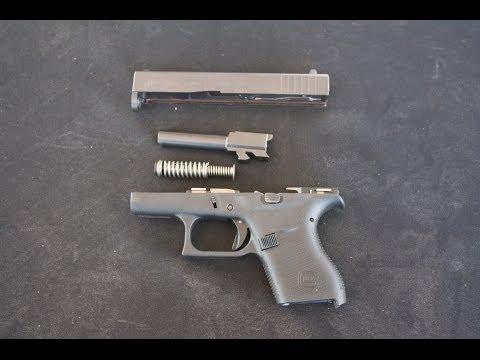 SHOT Show 2014 – Glock 41 and Glock 42
