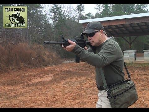US Grunt Gear AR/Pistol Mag Bag