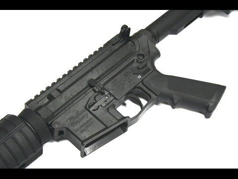 Windham Weaponry Carbon Fiber SRC