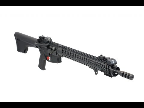 Adams Arms C.O.R. Rifle - Competition Optic Ready