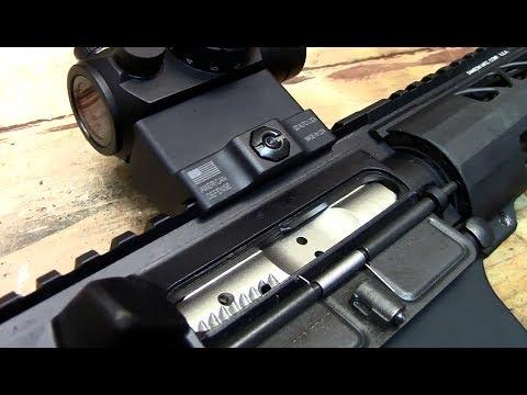 300 Blackout AR-15 Rifle Build