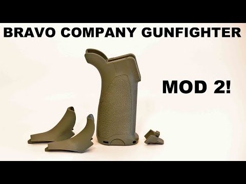 BCM Gunfighter Grip Mod 2