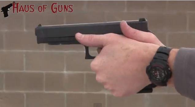 Glock 41 Gen 4 45 ACP Pistol