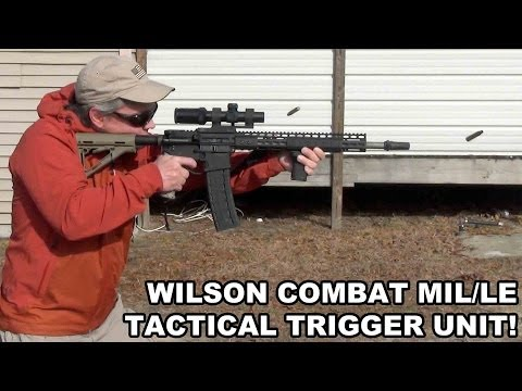 Wilson Combat Tactical Trigger Unit