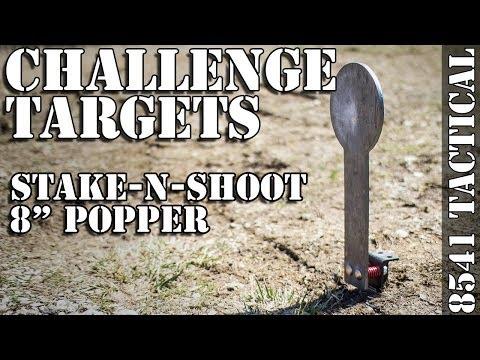 Challenge Targets Stake-N-Shoot Target