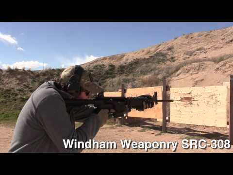 Windham Weaponry SRC-308 Mag Dump