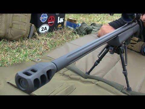 .338 Lapua Magnum Barrett and Savage
