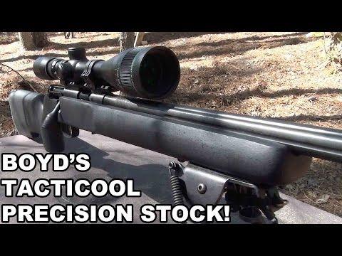 Boyd's Tacticool Stock for Savage Mark II FV-SR Rifle