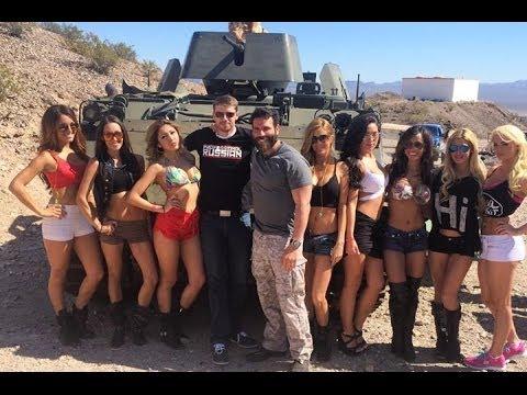 Full Auto Girls and Guns