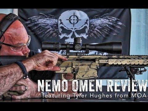 Nemo Omen .300 Win Mag AR