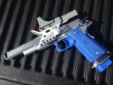STI GM Competition Pistol