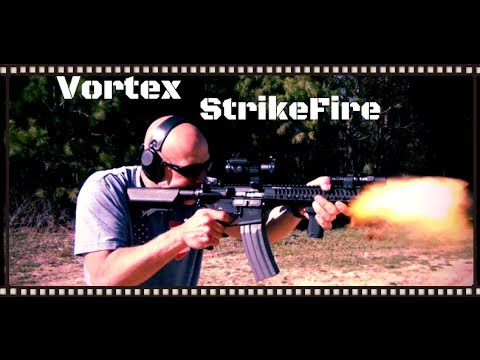 Vortex StrikeFire Red Dot Optic