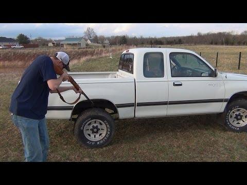 Will a .22LR Bullet Go Through a Car Tire