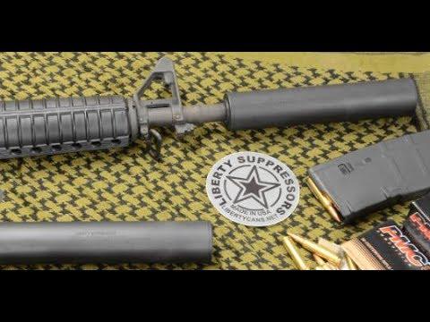 Liberty Suppressors Triumph Suppressor