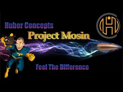 Mosin Sporter with Huber Concepts Trigger