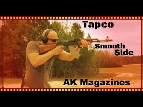 Tapco Smooth Side AK-47 Magazines