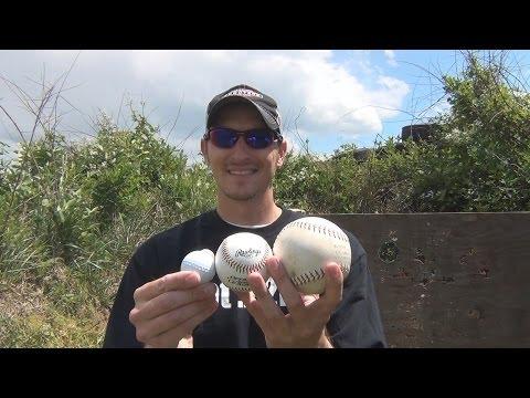Will a 22LR Penetrate a Softball