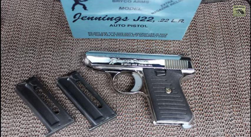 Jennings J22 Pistol