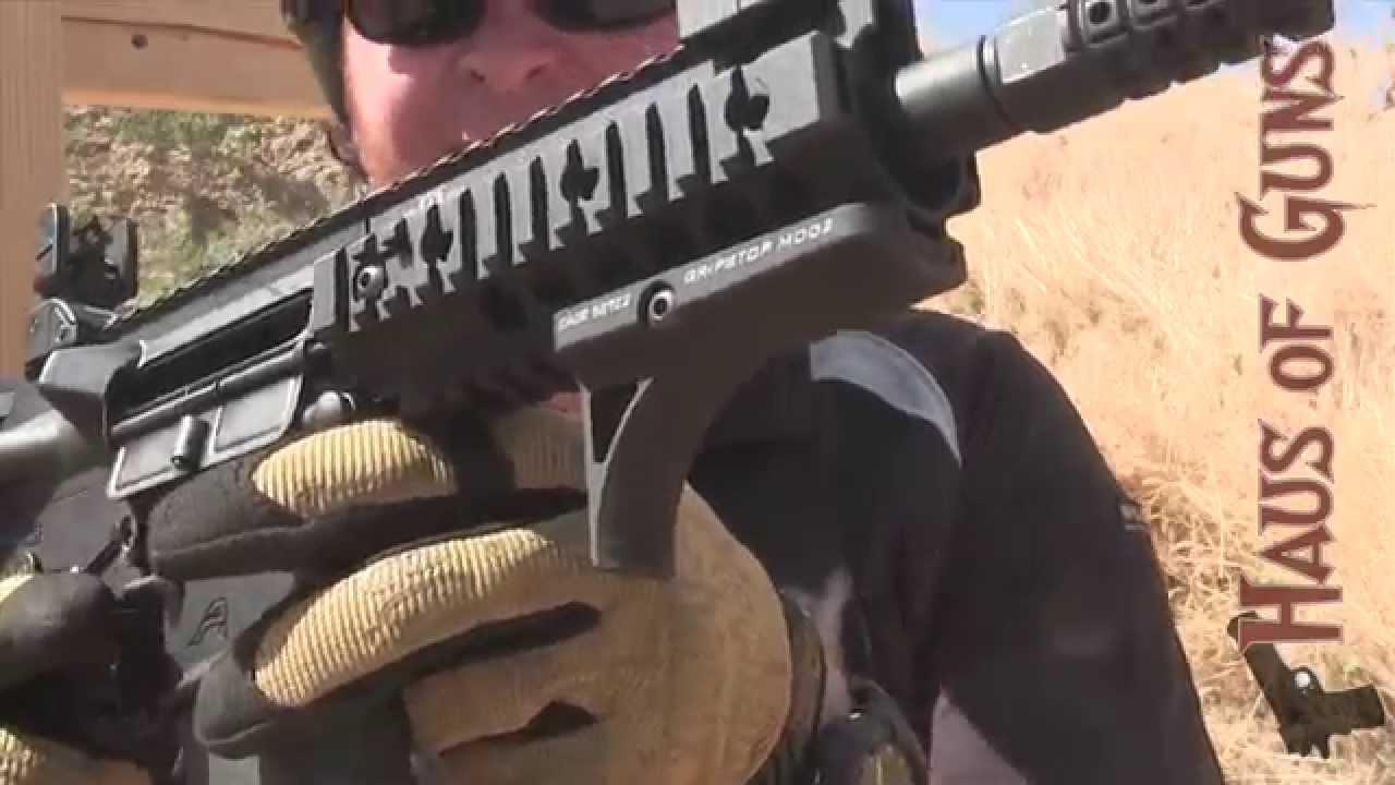 Lanco Tactical Grip Stop