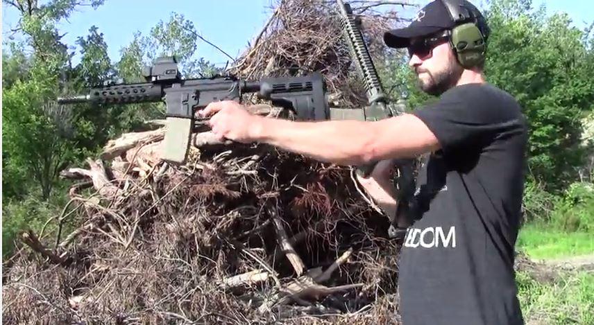 AR-15 Sound Comparison – 8.5 vs 16