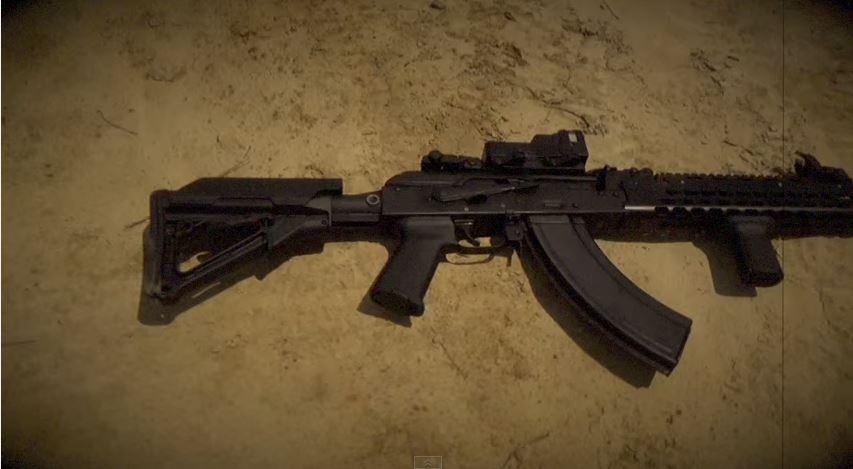 Krebs Custom OP-14 Rifle