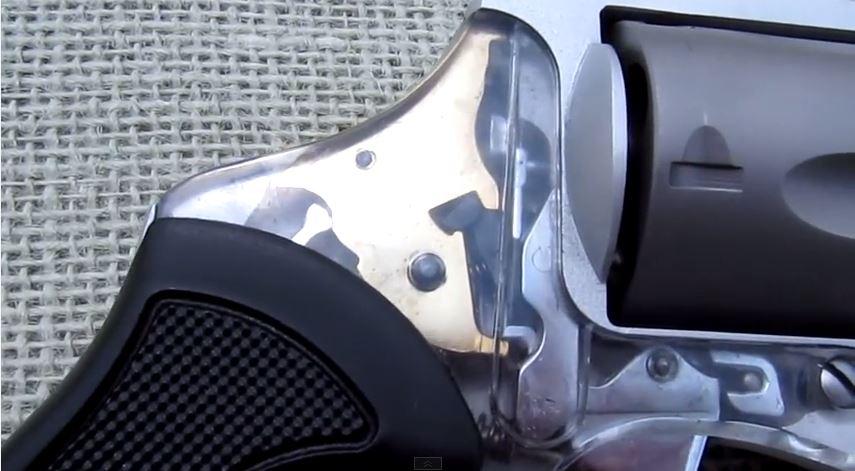 Taurus 85VTA Revolver