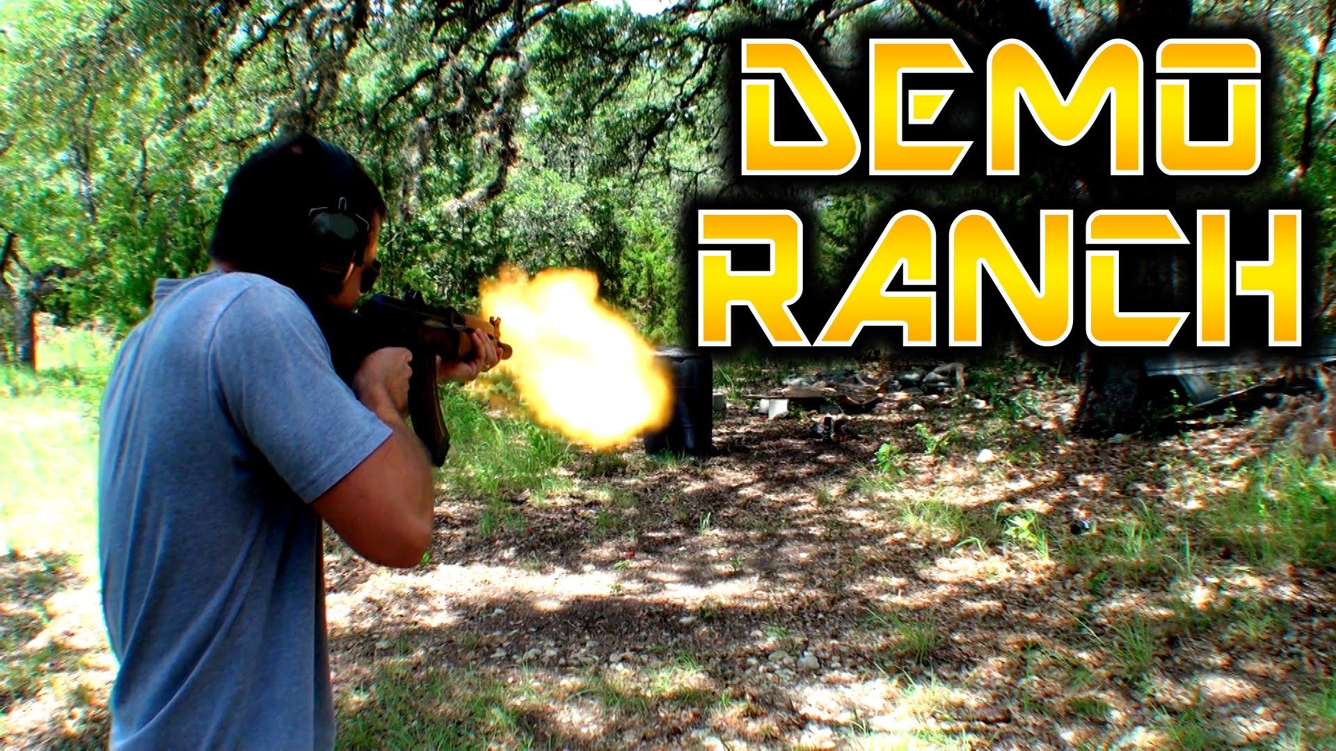 AK47 Fire Defense