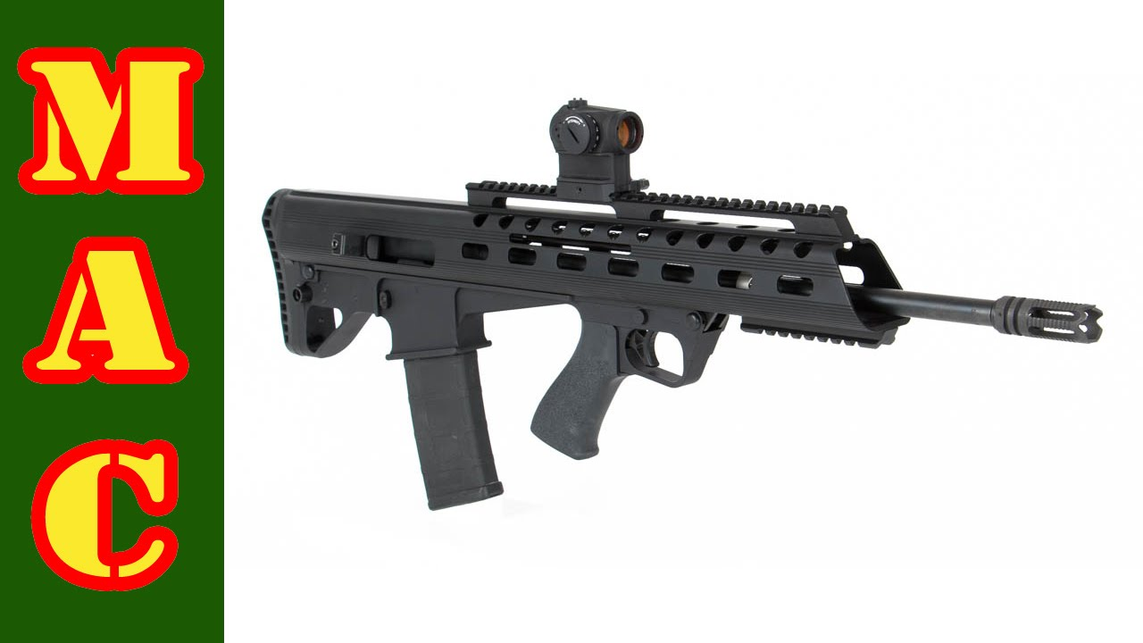 K&M M17S Bullpup