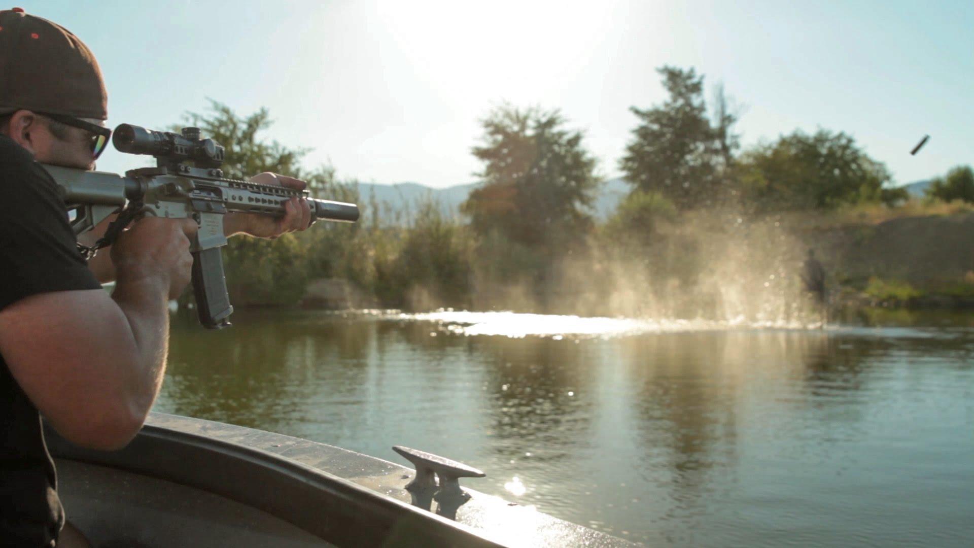 SilencerCo - Find Your Range with Noveske in Oregon