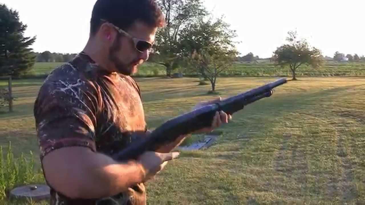 Stevens 320 Shotgun Damage Update