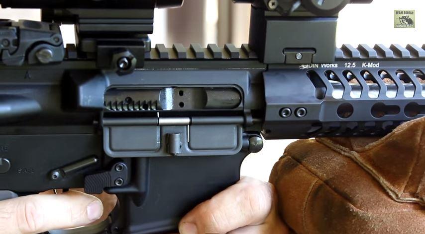 Sharps Rifle Company AR-15 Relia-Bolt