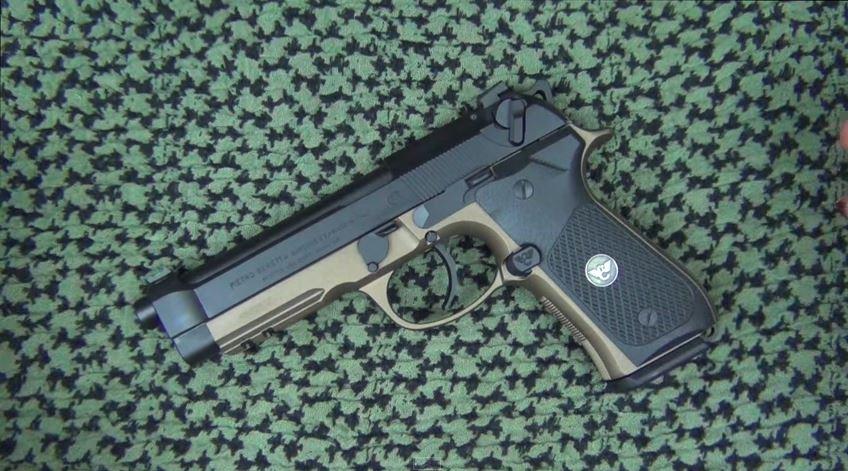 Wilson Combat Custom Carry Beretta 92A1