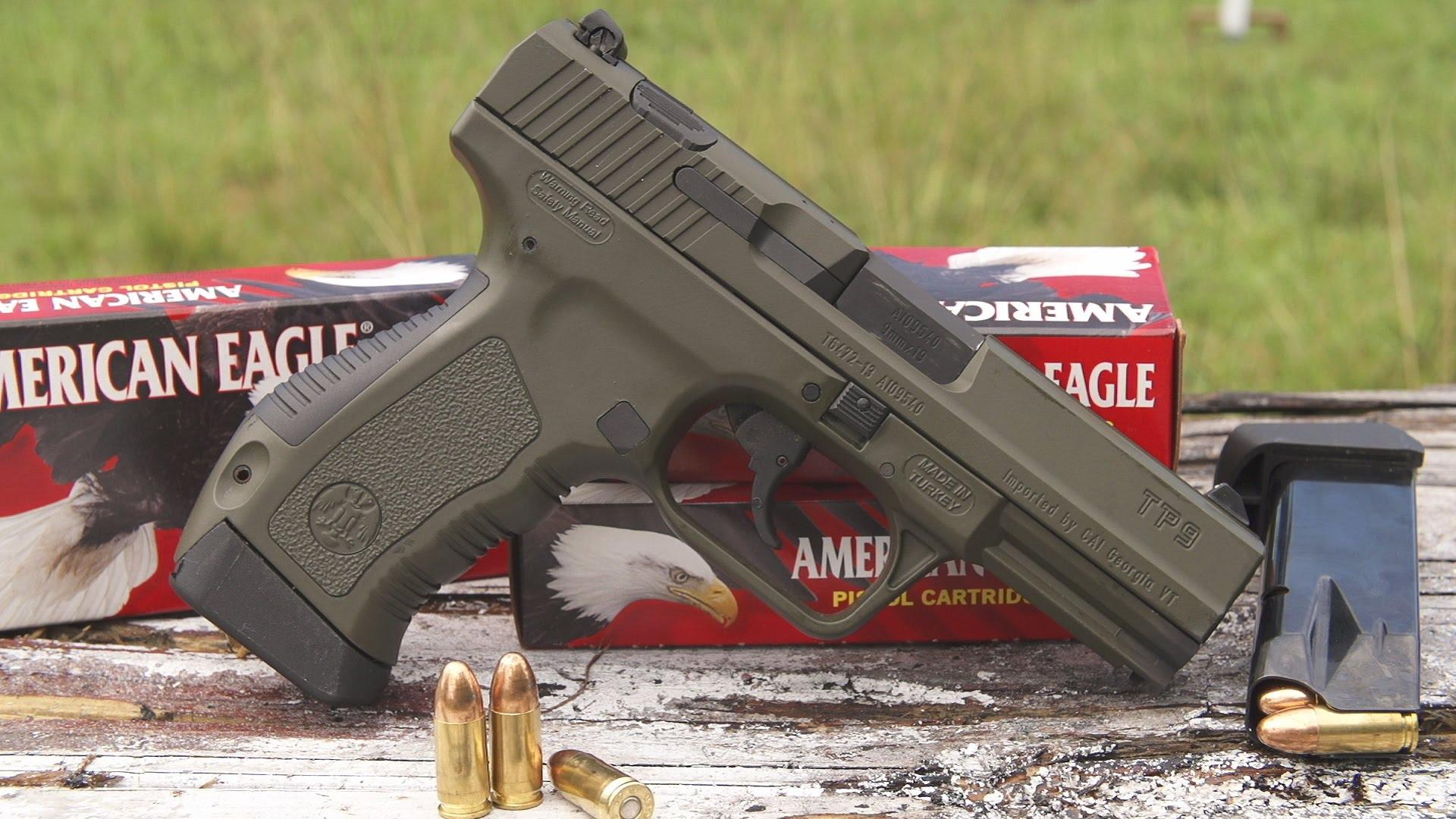 Canik 55 TP9 Range Review