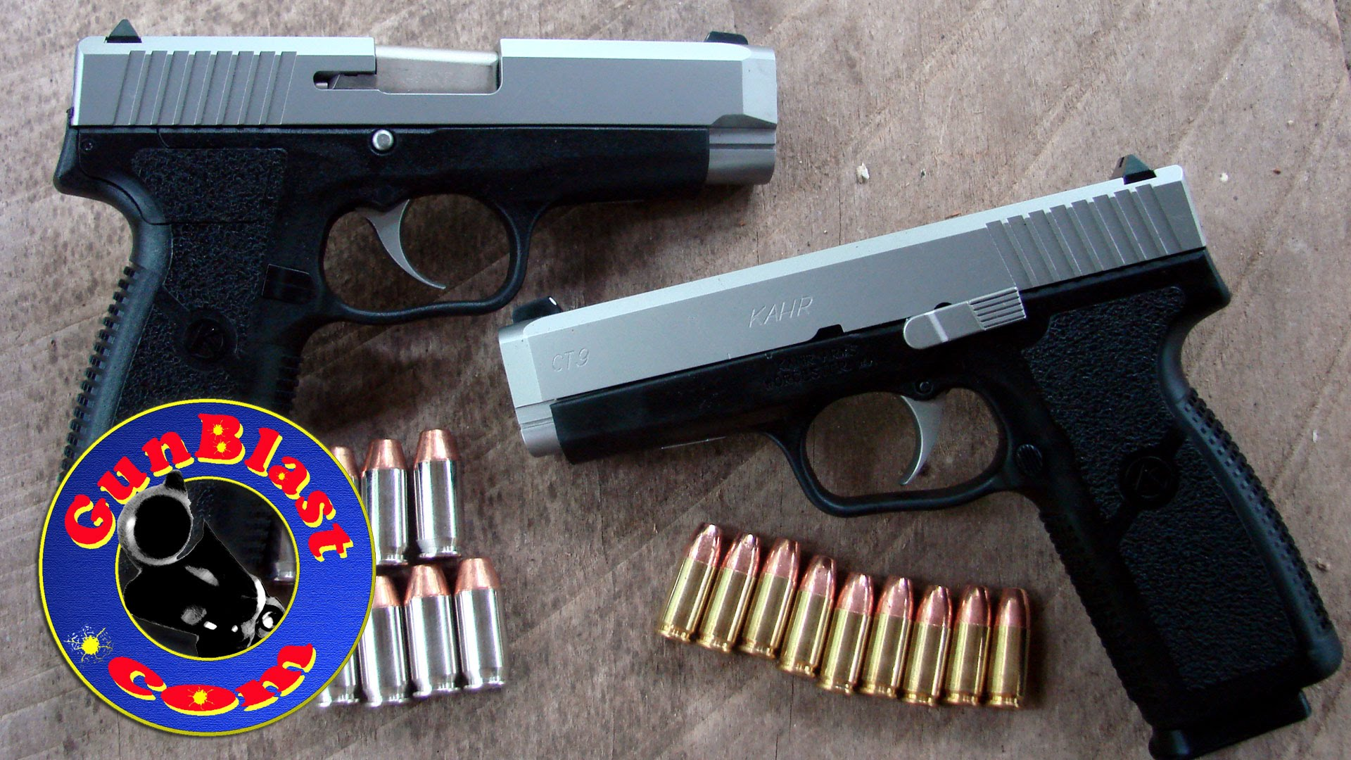 Kahr Pistols - CT9 & CT45