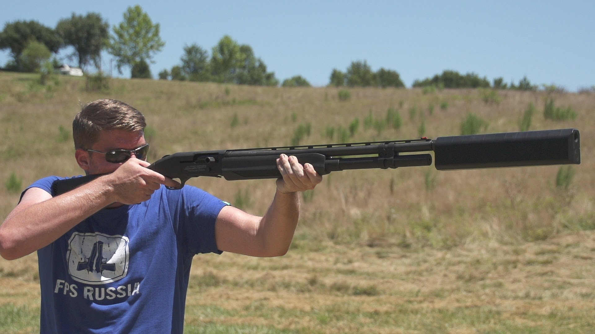 SilencerCo Salvo 12 Shotgun Suppressor