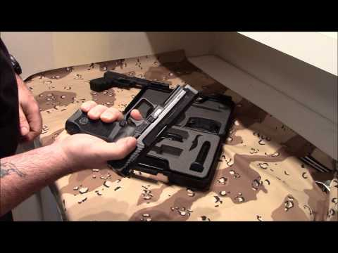 Canik TP9 SA Pistol