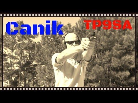 Canik TP9 SA Pistol Review