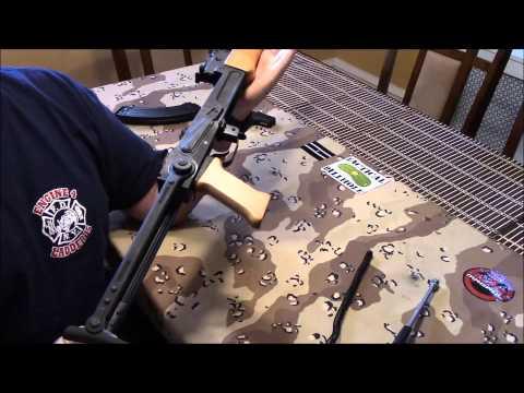 Century Arms AK63D