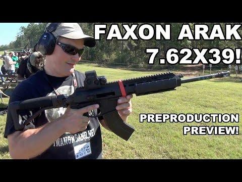 Faxon Firearms ARAK-21