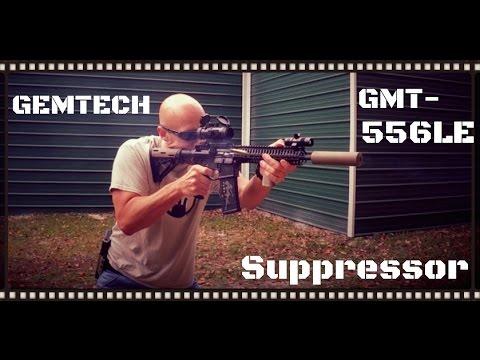 GEMTECH GMT-556LE Suppressor