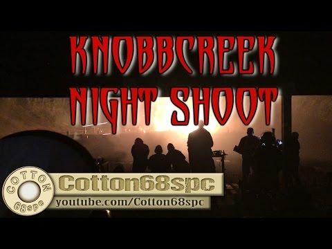 Knob Creek Machine Gun Shoot Night Shoot 2014
