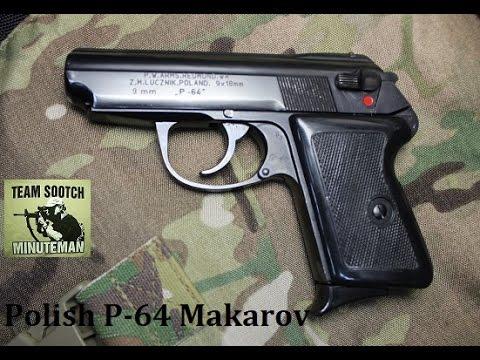 P-64 Pistol