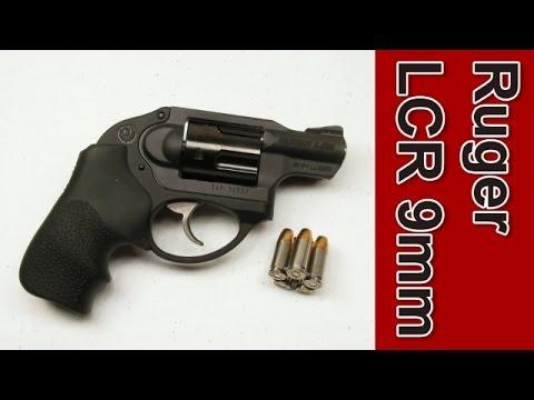 Ruger LCR 9mm